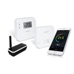 Интернет-термостат SALUS RT310i, беспроводной
